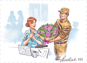 Доставка цветов и букетов